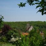 Boigneville - vue de la rue du Haut-Pavé