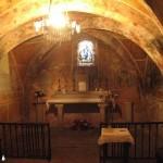 Crypte de l'église de Boigneville